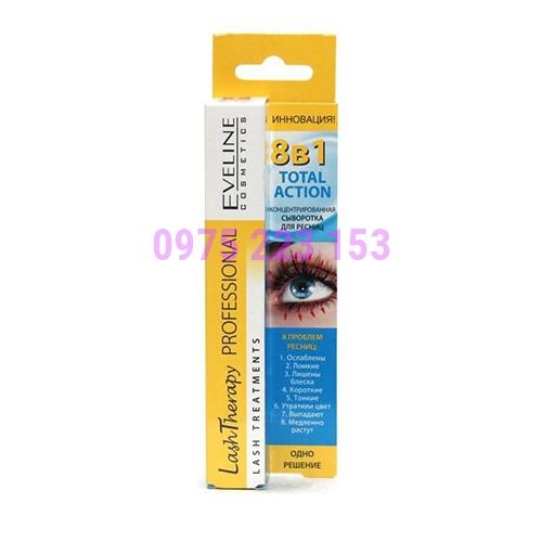Mascara dưỡng dài mi Eveline Lash Treatments 10ml