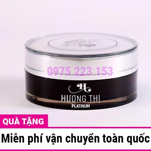 Kem ủ trắng da toàn thân Hương Thị Platinum 120g