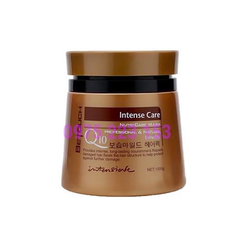 Kem ủ tóc Q10 Intense Care 1000g