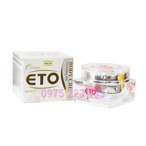 Kem dưỡng trắng da toàn thân cao cấp ETO 350g