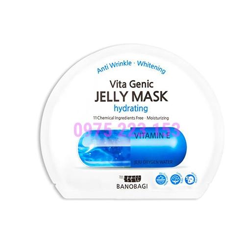 Mặt nạ viên thuốc BNBG Vita Genic Hydrating Jelly Mask Vitamin E 30ml