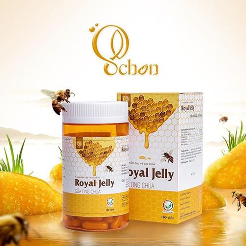 Viên Uống Sữa Ong Chúa Schon Royal Jelly 100 Viên