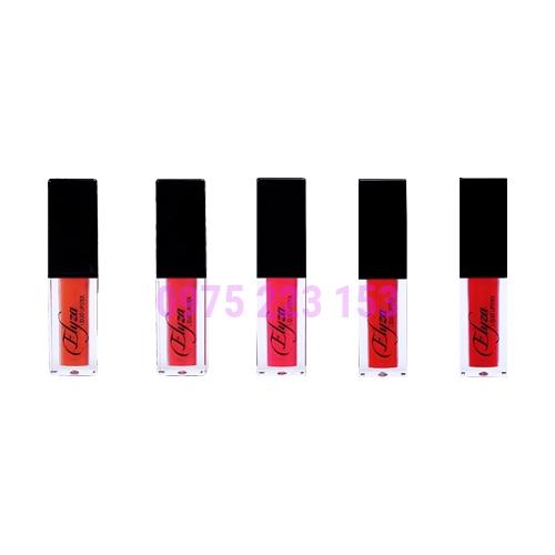Set 5 thỏi son kem Elyza Queen Liquid Lipstick - Hương Thị