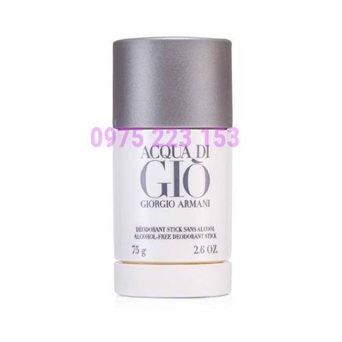 Lăn khử mùi hương nước hoa Acqui Di Giò  Giorgio Armani 15ml