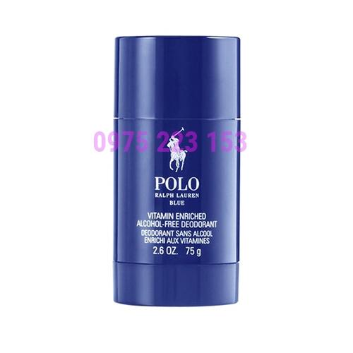 Lăn khử mùi hương nước hoa Polo Blue Ralph Lauren 75g