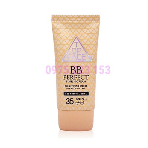 Kem che khuyết điểm TopFace BB Perfect Finish Cream SPF 35 50ml - Tone 21