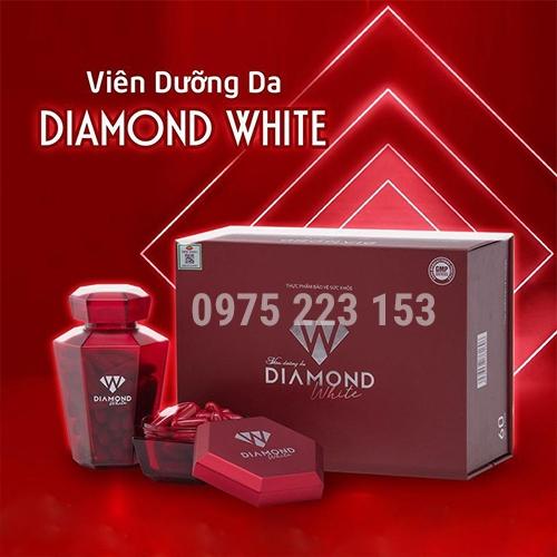 Viên uống trắng da trị nám Beauty Diamond White Ngọc Trinh 60 viên