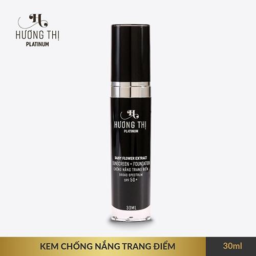 Kem chống nắng trang điểm Hương Thị Sunscreen Foundation 30ml
