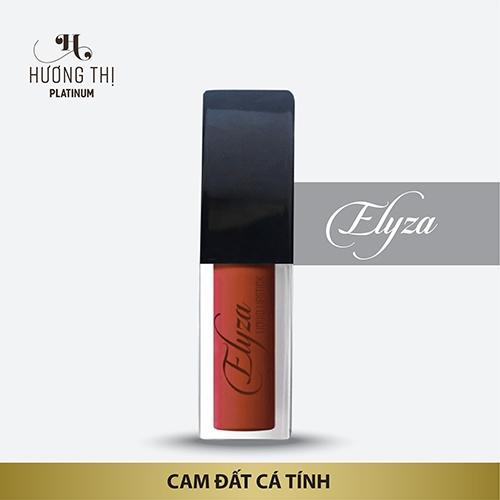 Son kem Elyza Queen - Hương Thị màu Cam Đất