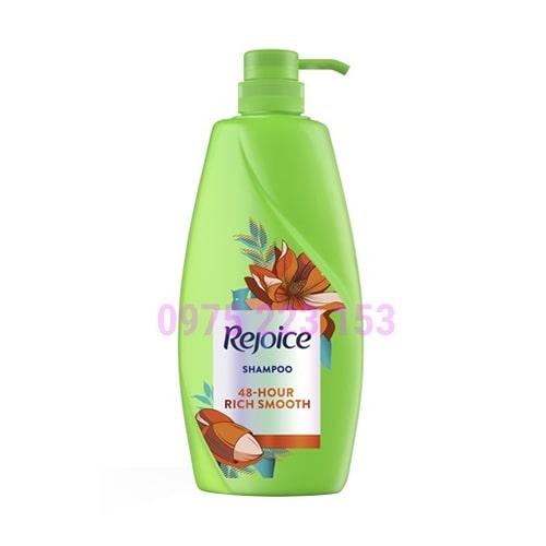 Dầu gội mềm mượt tóc Rejoice 48 Hour Rich Smooth 630ml