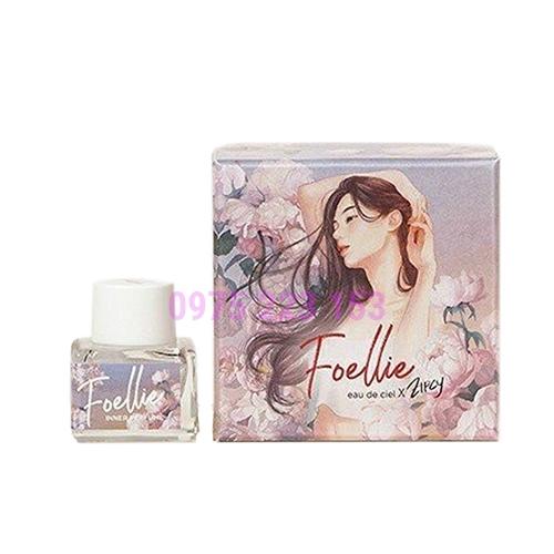 Nước hoa vùng kín Foellie Eau De Ciel Inner Zipcy Edition Perfume 5ml