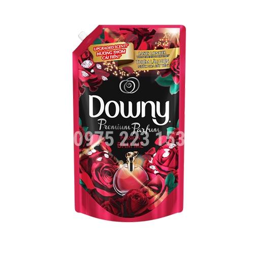 Túi nước xả vải Downy hương Đam mê 1.4l