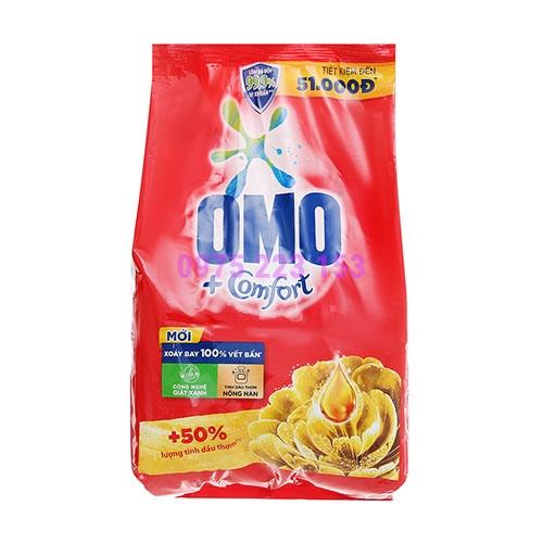 Bột giặt Omo hương Comfort tinh dầu thơm nồng nàn 5.5kg