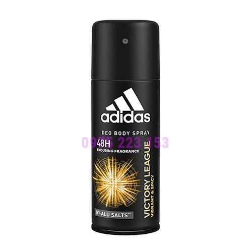 Xịt khử mùi Adidas Victory League 150ml
