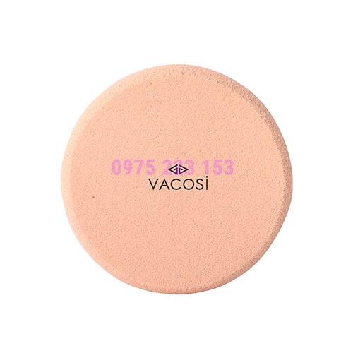 Bông phấn ướt tròn lớn Vacosi Large Disc Sponge BP05