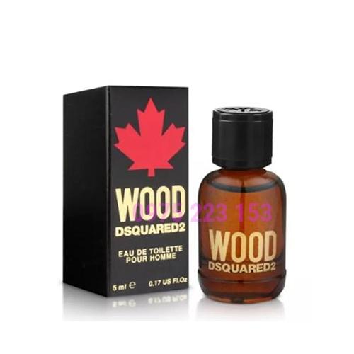 Nước hoa Wood DSQuared2 EDT Pour Homme 5ml