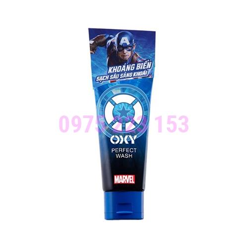 Sữa rửa mặt Sạch bã nhờn , Ngừa khuẩn mụn Oxy Perfect Wash 100g