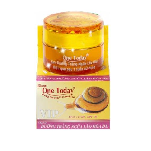 Kem dưỡng trắng ngừa lão hóa da One Today 20g