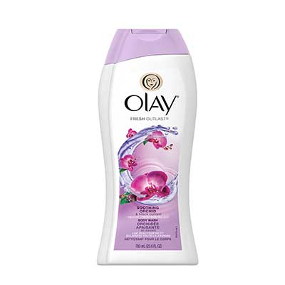 Sữa Tắm Olay Fresh Outlast - Soothing Orchid & Black Currant