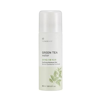 Xịt Khoáng Dưỡng Ẩm Green Tea Water The Face Shop