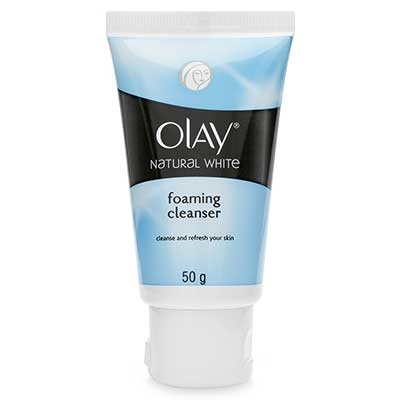Sữa Rửa Mặt Olay Natural White Foaming Cleander