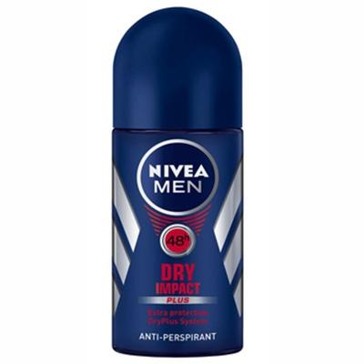 Lăn Khử Mùi Nivea Men Dry Impact 50ml