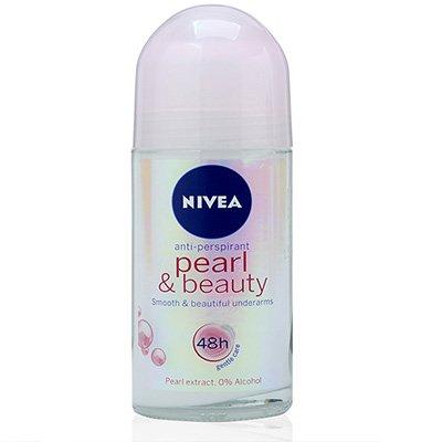 Lăn Khử Mùi Ngọc Trai Sáng Mịn  Nivea Pearl & Beauty 50ml