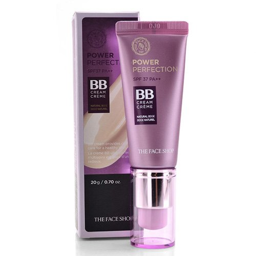 Kem nền Power Perfection BB Cream SPF 37 PA++ The Face Shop