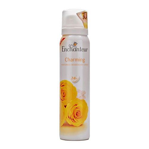 Xịt khử mùi hương nước hoa Enchanteur Charming