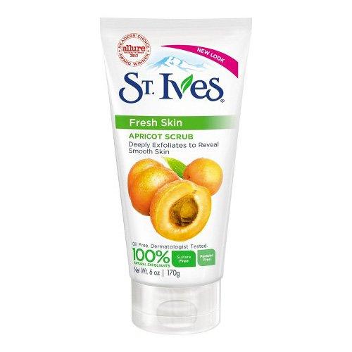 Tẩy tế bào chết StIives Fresh Skin Apricot Scrub 170g