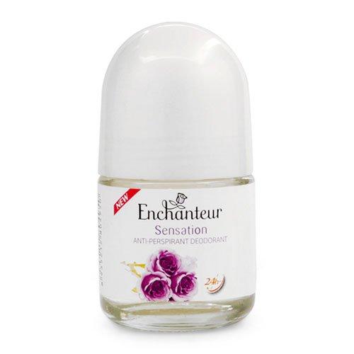 Lăn khử mùi hương nước hoa Enchanteur Deluxe Sensation 20ml