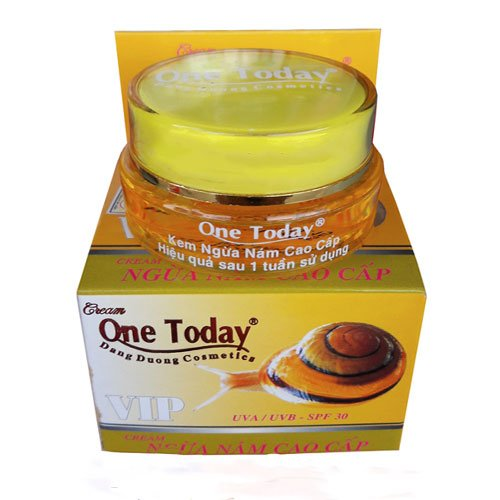 Kem Ngừa Nám Cao Cấp One Today Vip