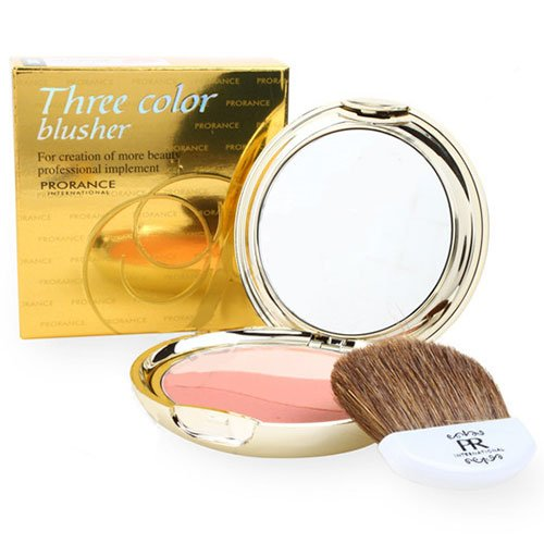 Má hồng 3 màu Prorance Three Color Blusher-303