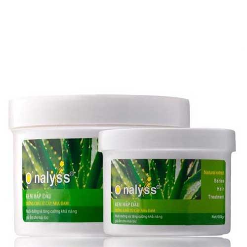 Kem hấp dầu dưỡng chất nha đam Onalyss 500ml