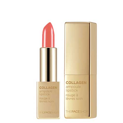 Son Thefaceshop Collagen Ampoule Lipstick