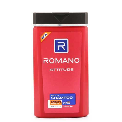 Dầu gội nam Romano Attitude