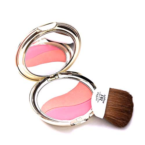 Má hồng 3 màu Prorance Three Color Blusher-302