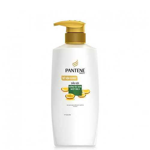 Dầu gội dưỡng tóc suôn mượt óng ả Pantene Pro-V 670g