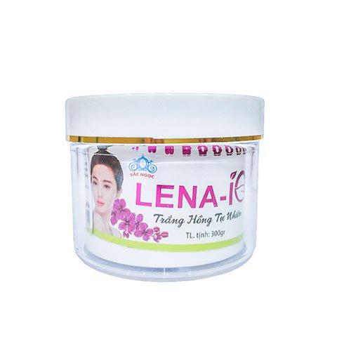 Kem trắng da Body White Skin săn chắc mền mịn da Q15  Lena IQ 300g