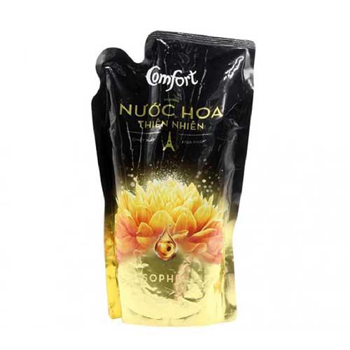 Nước xả vải Comfort hương nước hoa thiên nhiên Sophia 750ml
