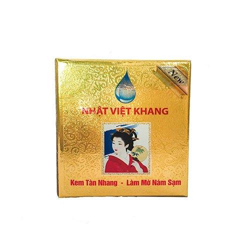 Kem tàn nhang làm mờ sẹo Nhật Việt Cosmetic 13g