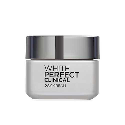 Kem Dưỡng trắng mịn và Giảm thâm nám Loreal Paris White Perfect Clinical 50ml