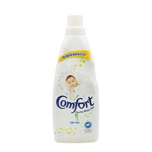 Nước xả vải Comfort đậm đặc cho da nhạy cảm ( chai ) 800ml
