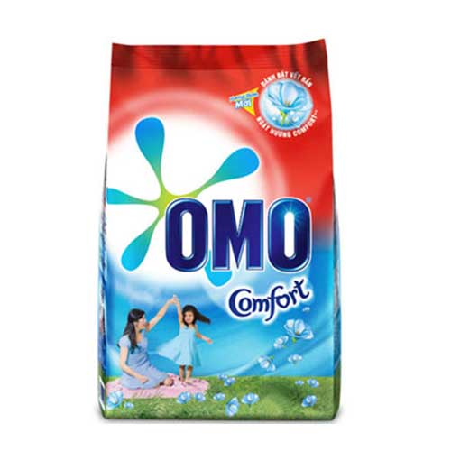 Bột giặt Omo Hương Ban Mai 2.7 Kg