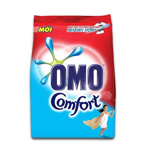 Bột giặt Omo Hương Ban Mai 4.1 Kg