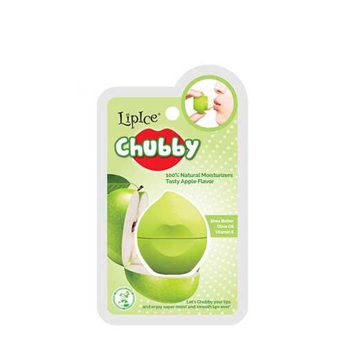 Son dưỡng LipIce Chubby Apple- Hương táo thanh khiết 7g