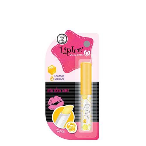 Son dưỡng màu LipIce Sheer Color Candy - Môi hồng baby 2g