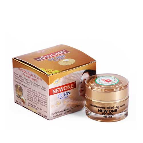 Kem dưỡng da tái tạo da tàn nhang đồi mồi chống nắng 8 tác dụng NewOne NewToday 10g