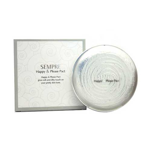 Phấn Geo Sempre Happy & Please Pact 22g