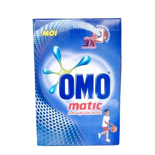 Bột giặt Omo Mactic cửa trước 6 Kg